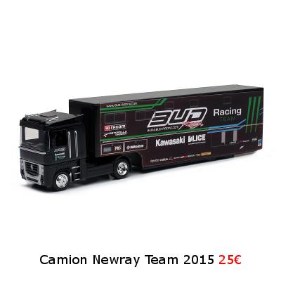 Camion Newray Team 15 FR