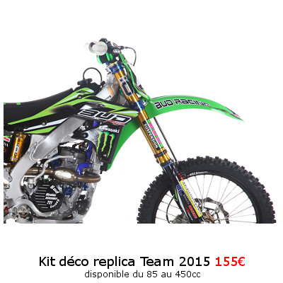 Kit deco Team 15 FR