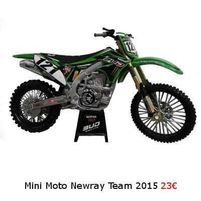 Mini Moto Newray Team 15 FR