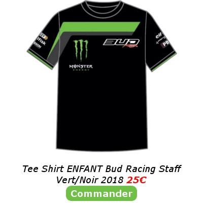 Tee Shirt Enfant Vert