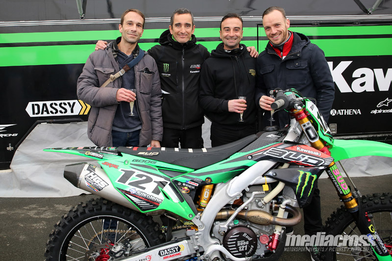 Motocross Inter | Bud Racing Team