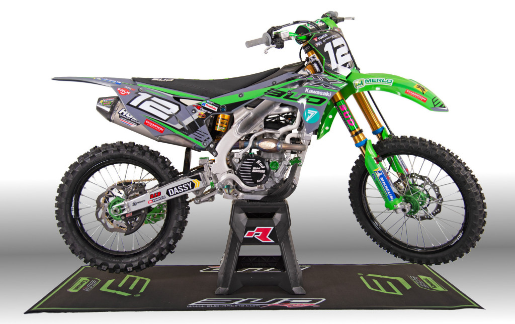 Moto Team Bud Racing 2020 (0)